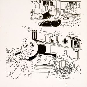 The Left Luggage, Issue #203 (1999) - Thomas the Tank Engine [141/160]-420