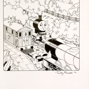 Issue #94 (1991) - Thomas the Tank Engine [146/160]