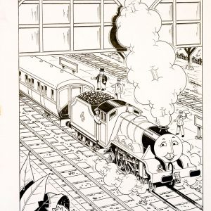 Gordon and Harold, Issue #104 (1991) - Thomas the Tank Engine [147/160]