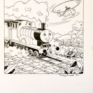 No Trouble..., Issue #106 (1991) - Thomas the Tank Engine [148/160]