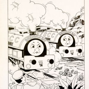 The Argument, Issue #63 (1990) - Thomas the Tank Engine [150/160]