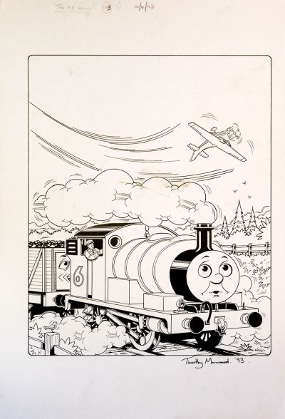 The Air Show, Issue #113 (1993) - Thomas the Tank Engine [152/160]