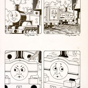 Issue #74 (1990) - Thomas the Tank Engine [153/160]
