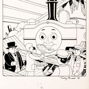 Issue #20 (1988) - Thomas the Tank Engine [156/160]-435