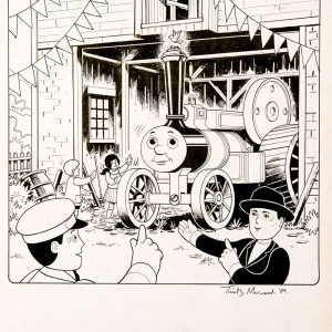 Issue #37 (1989) - Thomas the Tank Engine [158/160]